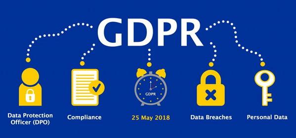 유럽연합의 개인정보보호법(GDPR)은 프라이버시 보호를 기본에 두고 설계됐습니다.