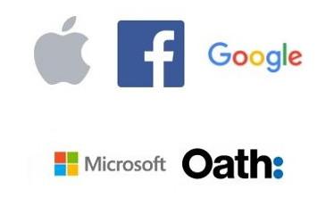클라우드법을 적극적으로 찬성한 거대 IT 기업들