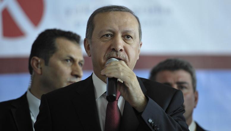 이제는 '21세기 술탄'으로 불리는 에르도안 터키 대통령. 2015년 모습. (출처: AMISOM Public Information, 공용도메인)