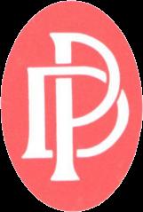 터키 민주당(터키어: Demokrat Parti, DP) 로고. 1946년 1월~1961년 9월까지 존속.