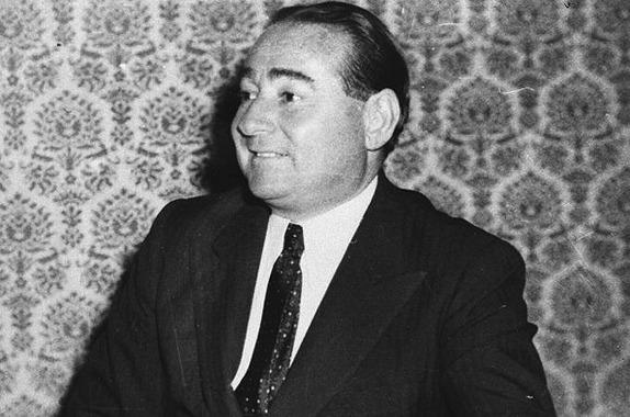 아드난 멘데레스(1899~1961). 대지주로 민주당을 창당했고, 수상을 역임했다.
