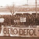 터키 6함대 반대 시위