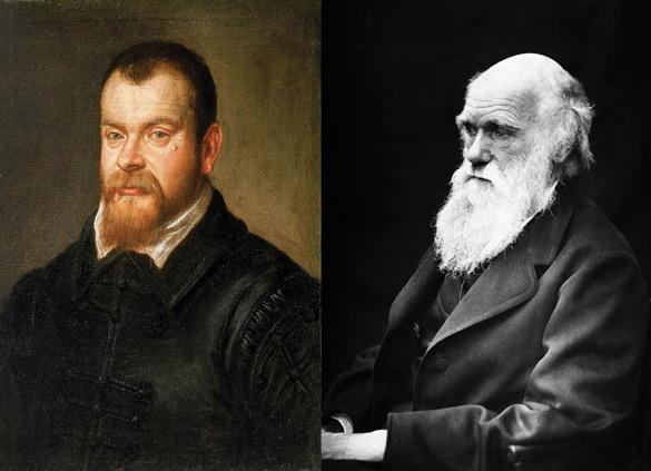 갈릴레오와 다윈 줄여서 '갈다' (뭔가 아재허무개그 같은...)