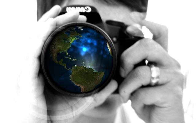'세계인'에게 세계는 평평하다.
