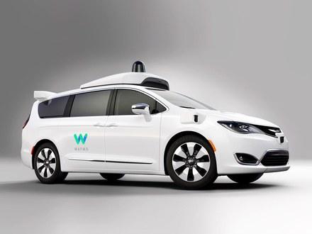 모기업 구글의 자율주행차 사업을 전담하는 자회사 웨이모(Waymo)