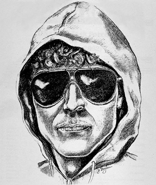 FBI가 1987년에 작성한 유나바머의 몽타주