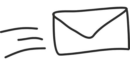 편지 이메일 메일 뉴스레터