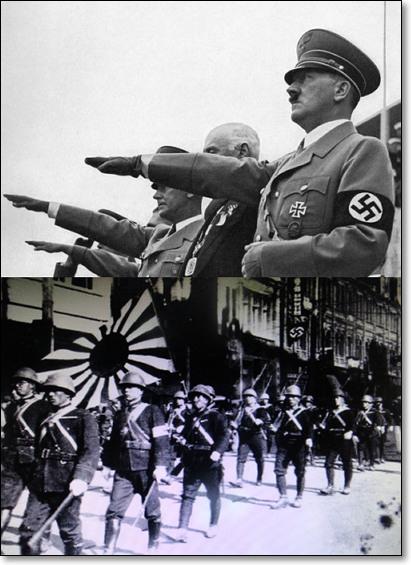 파시즘을 일본에 이식하려는 테크노크라트의 시도는 현실적으로 실패했지만, 태평양 전쟁을 일으킨 '혁신관료'는 일본의 패망 후에도 살아남아 결국은 승리했다.