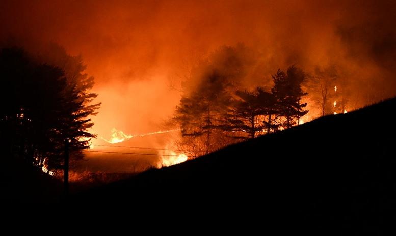 고성-속초 산불 (출처: 속초시청)