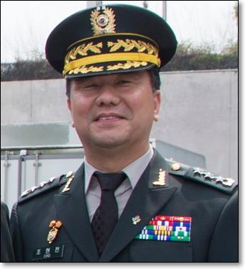 조현천 전 기무사령관. 현재 외국에서 도피 중이다.
