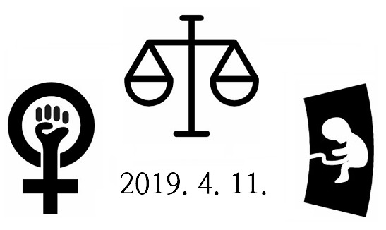2019년 대한민국 헌재는 여성과 태아를 '상호 존재'로 바라보면서, 여성의 자기결정권을 통해 태아를 보호해야 한다는 기본원칙을 정립했다.