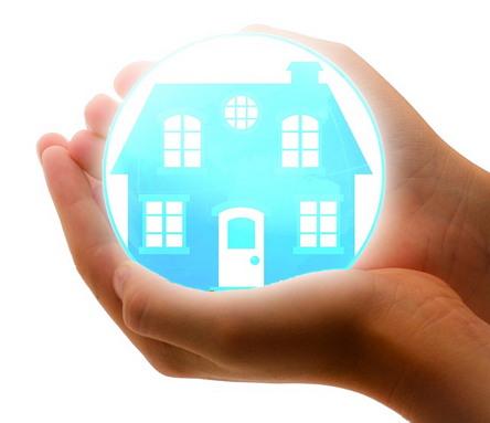 집 주택 보험 안전 공공