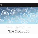2019 포브스 선정 클라우드 100 리스트