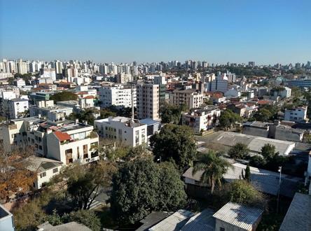 참여예산제의 시조 역할을 한 브라질의 도시, '뽀르뚜알레그리' (구글 지도)
