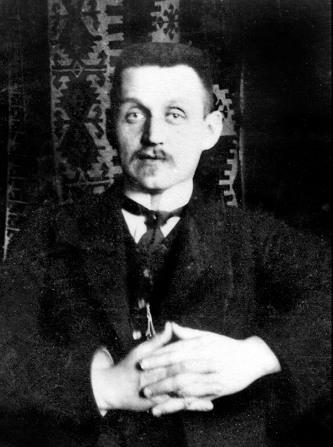 표트르 팔친스키 (Russian: Пётр Иоаки́мович (Аки́мович) Пальчи́нский; 9 October [O.S. 27 September] 1875–22 May 1929)