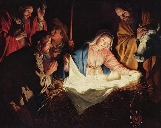 크리스마스 예수 아기 예수