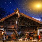 크리스마스 아기 예수 성탄절