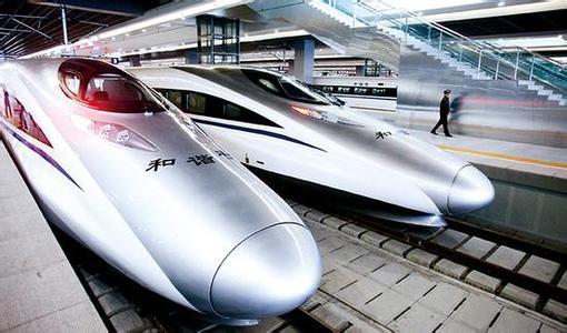나날이 발전하는 중국의 고속철도 (출처: 인민일보 제공)