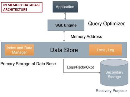 인메모리 데이터베이스 구조 (출처: developedia)
