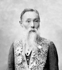 이와쿠라 사절단의 일원이었던 나가요 센사이(長與專齋, 1838~1902)는 일본 보건의 아버지가 되었다.