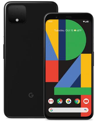 구글이 2019년 10월 15일 발표한 픽셀4