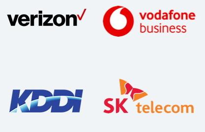 AWS 엣지컴퓨팅 서비스 웨이브렝스는 버라이즌 이외에 보다폰, 일본 KDDI, SKT와도 파트너십을 맺었다.