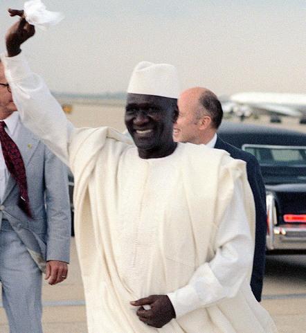 기니의 제1·2·3·4대 대통령 아메드 세쿠 투레(Ahmed Sékou Touré, 1922년 1월 9일 ~ 1984년 3월 26일, 퍼블릭 도메인)
