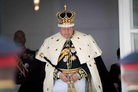 현 통가 왕국의 왕 아호에이투 투포우 6세(재위: 2012년~2020. 4. 2. 현재, 사진은 2015년 7월 당시 모습, 퍼블릭 도메인)