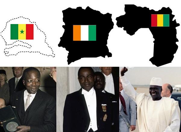 서아프리카 삼국지