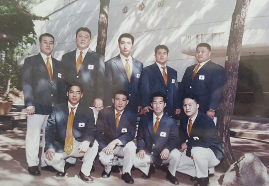 1997년 동아시아경기대회 국가대표선수단 결단식