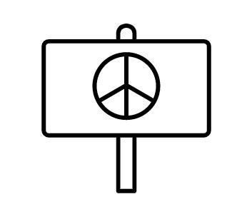 평화 집회를 단지 '미신고'라는 이유로 처벌한다면....?