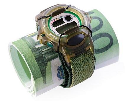 시간당 번 돈을 계량화할 수 있다면, 매일 기록하는 것도 좋습니다.