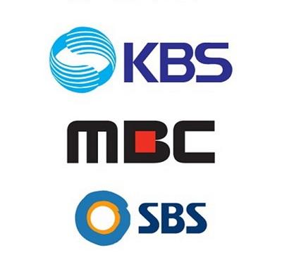 방송사 KBS MBC SBS