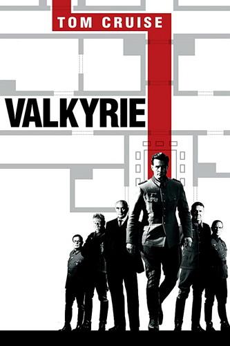 영화 [발키리] (2008, 브라이언 싱어)