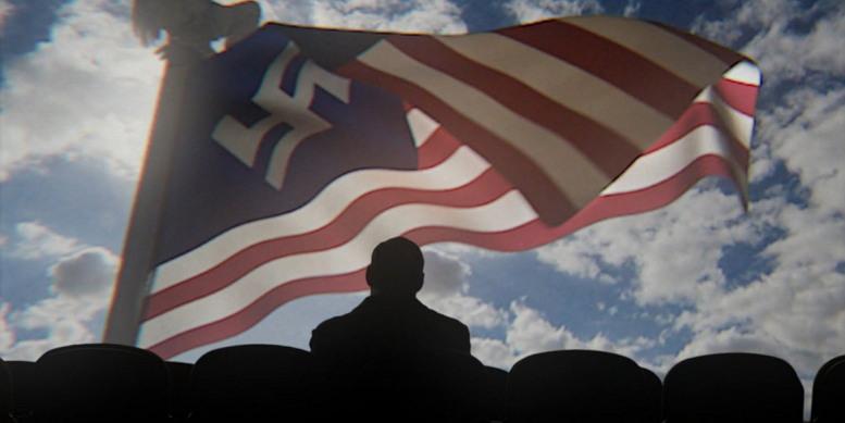 나치가 2차 세계대전에서 승리했다는 '대체 역사'를 배경으로 한 필립 K. 딕의 소설을 원작으로 한 '높은 성의 사나이'(The Man in the High Castle, 2015, 아마존) 중에서