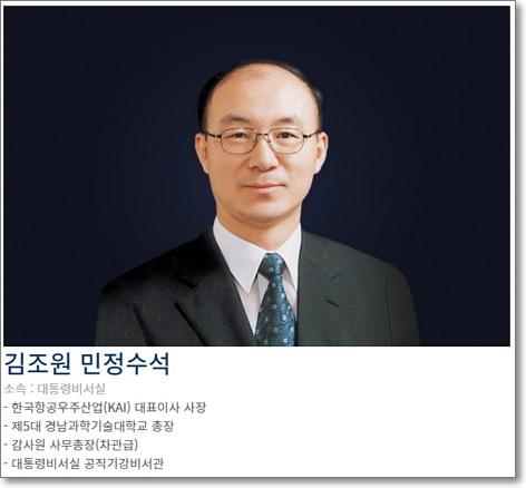 김조원 전 민정수석 (출처: 청와대)