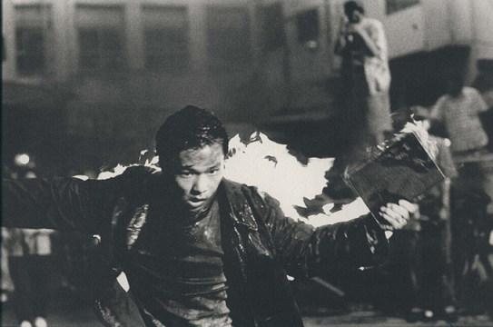 영화 [아름다운 청년 전태일] (1995, 박광수) 스틸컷, (대우시네마 제공)